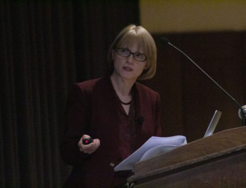 CEAH hosts Dr. Tracy Miller, associate professor in the College of Arts and Sciences at Vanderbilt University for the 2019 Benson Lecture