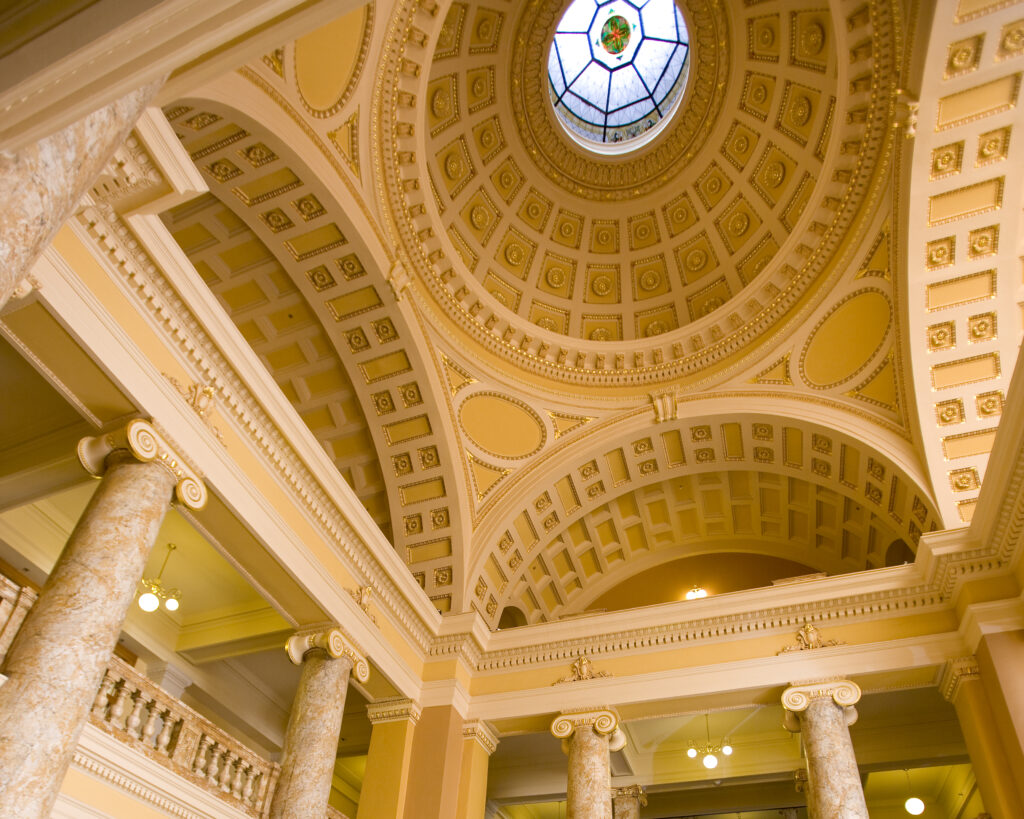 Beardshear rotunda